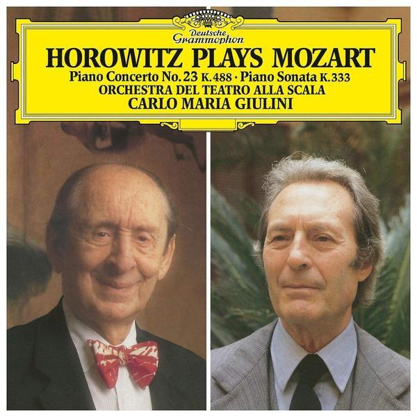 Mozart MozartVladimir Horowitz - Plays