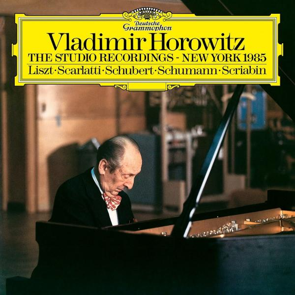 Vladimir Horowitz Vladimir Horowitz - New York 1985 vladimir ross miss lala sandals