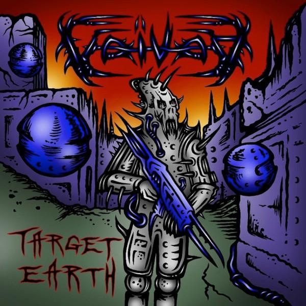 Voivod - Target Earth (2 Lp, 180 Gr)