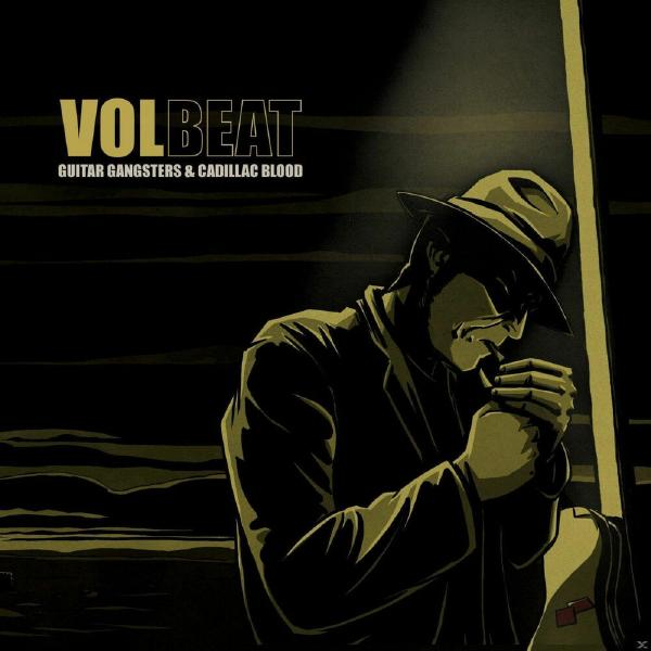 Volbeat - Guitar Gangsters Cadillac Blood