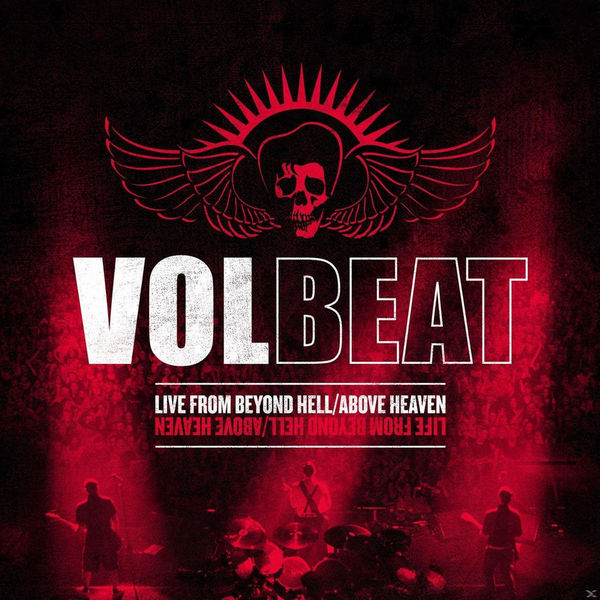 Volbeat Volbeat - Live From Beyond Hell / Above Heaven (3 LP) volbeat eindhoven