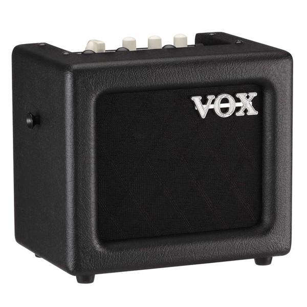 лучшая цена Гитарный комбоусилитель VOX MINI3-G2 Black