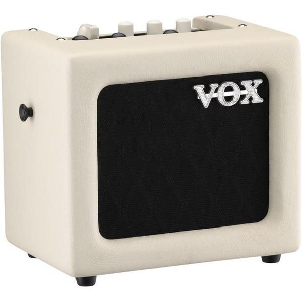 лучшая цена Гитарный комбоусилитель VOX MINI3-G2 Ivory