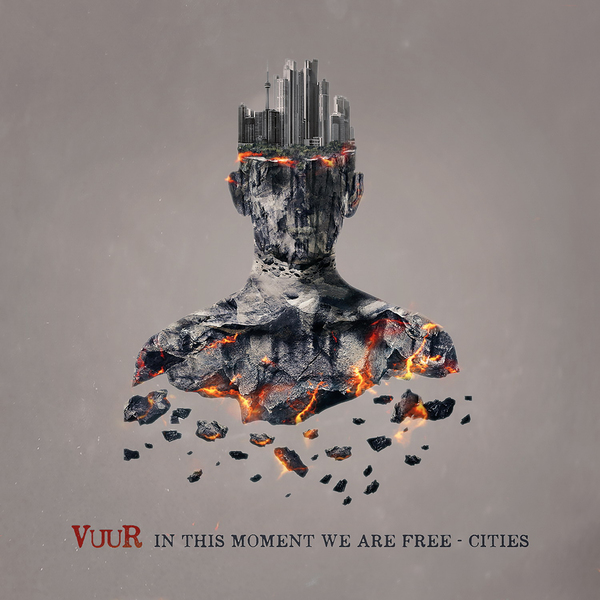 VUUR VUUR - In This Moment We Are Free – Cities (2 Lp 180 Gr + Cd) pain we come in peace dvd 2 cd