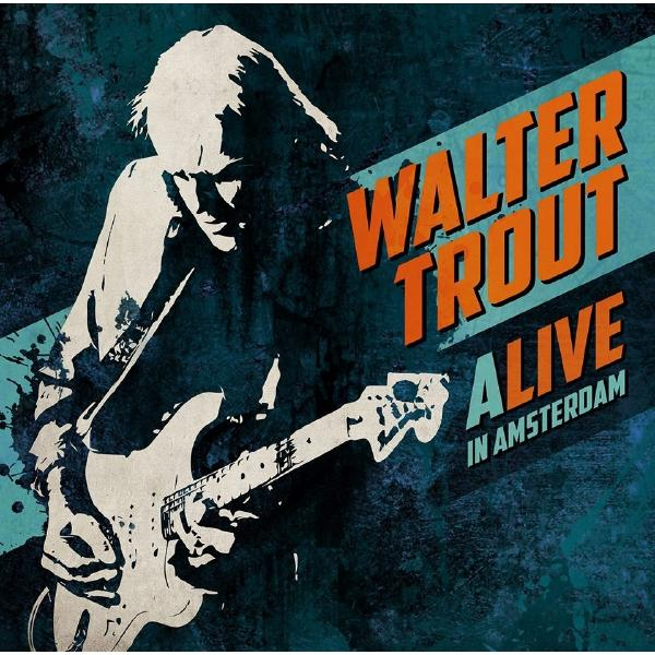 Walter Trout - Alive In Amsterdam (3 LP)