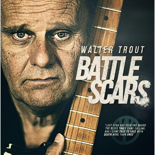 Walter Trout - Battle Scars (2 LP)