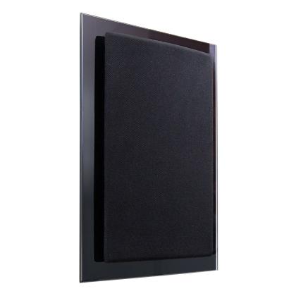 Встраиваемая акустика Waterfall Hurricane In Wall Glass Black (1 шт.)
