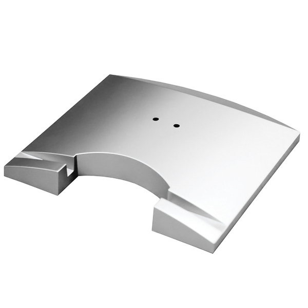 Фото - Стойка для акустики Waterfall Подставка под акустику Shelf Stands Hurricane White стойка для акустики waterfall подставка под акустику elora center aluminium shelf stand