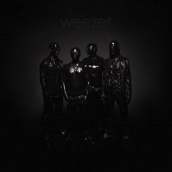 Weezer Weezer - Weezer (black Album) (colour) weezer weezer pacific daydream