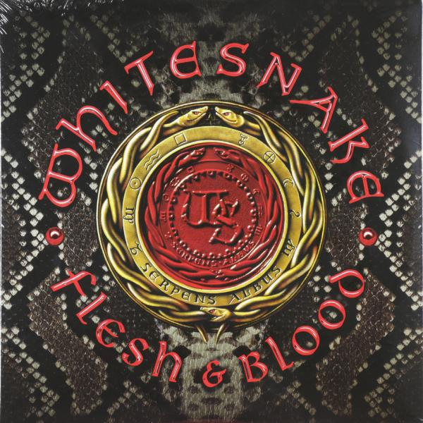 Whitesnake Whitesnake - Flesh And Blood (2 Lp, 180 Gr) rhye rhye blood lp