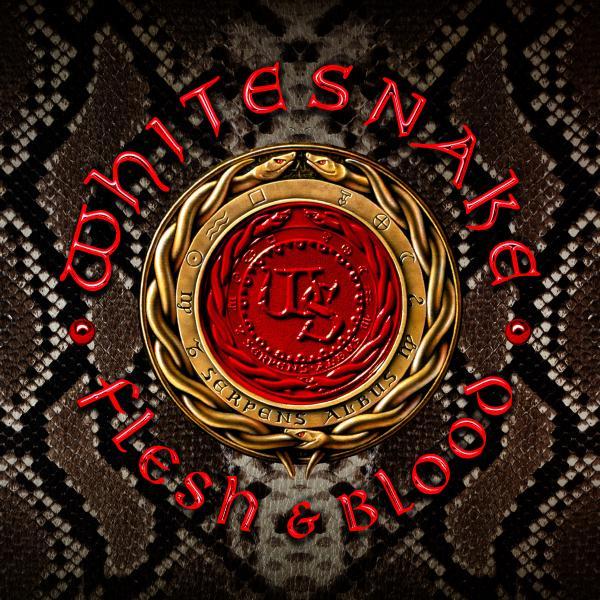 Whitesnake Whitesnake - Flesh And Blood (2 Lp, Colour)