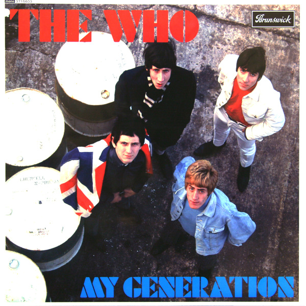 WHO WHO - My Generation the who the who my generation triple edition 3 lp