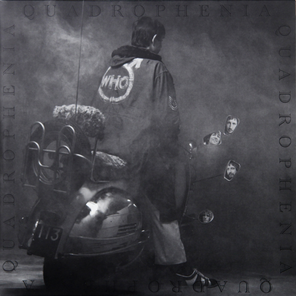WHO WHO - Quadrophenia (2 LP) quadrophenia original soundtrack