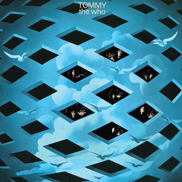 WHO WHO - Tommy (2 LP) cd the who tommy remastered