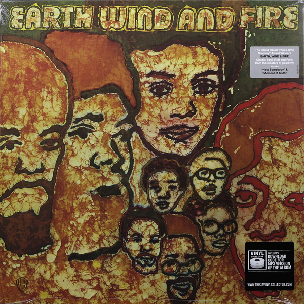 Фото - Earth, Wind Fire Earth, Wind Fire - Earth, Wind Fire many biomes one earth