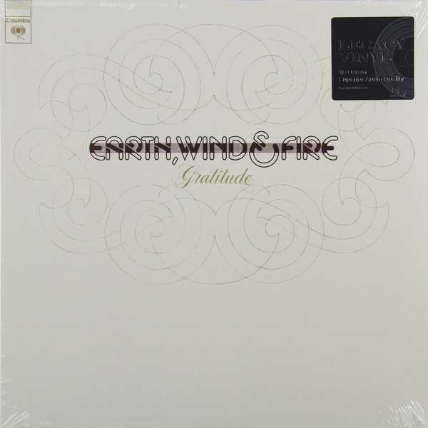 Earth, Wind Fire Earth, Wind Fire - Gratitude (2 Lp, 180 Gr) стоимость