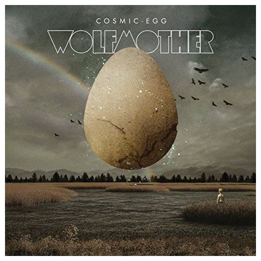 Wolfmother Wolfmother - Cosmic Egg (2 LP)