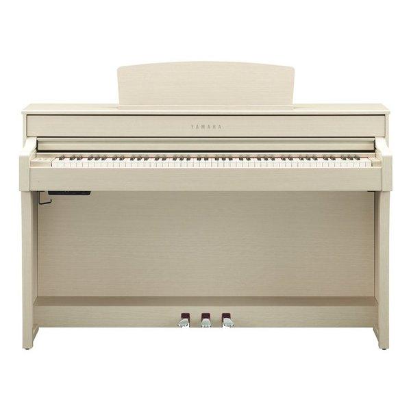 лучшая цена Цифровое пианино Yamaha CLP-645WA