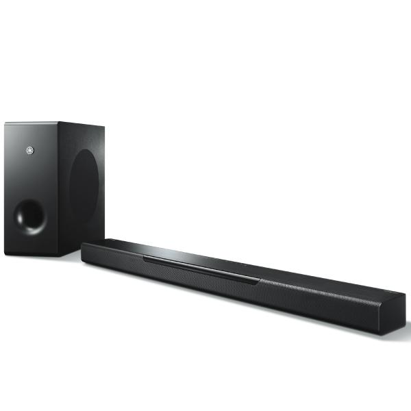цены Саундбар Yamaha MusicCast Bar 400 (YAS-408) Black (уценённый товар)
