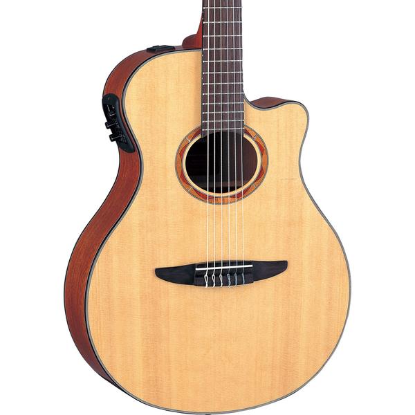 лучшая цена Гитара электроакустическая Yamaha NTX700 Natural