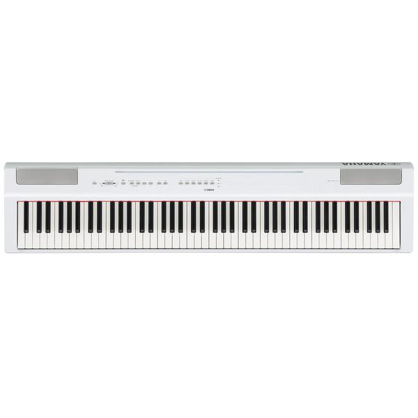 лучшая цена Цифровое пианино Yamaha P-125WH