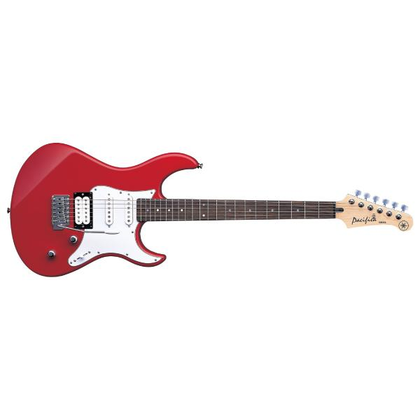 Электрогитара Yamaha Pacifica 112V Raspberry Red
