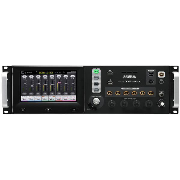 Цифровой микшерный пульт Yamaha TF-rack yamaha motif rack xs