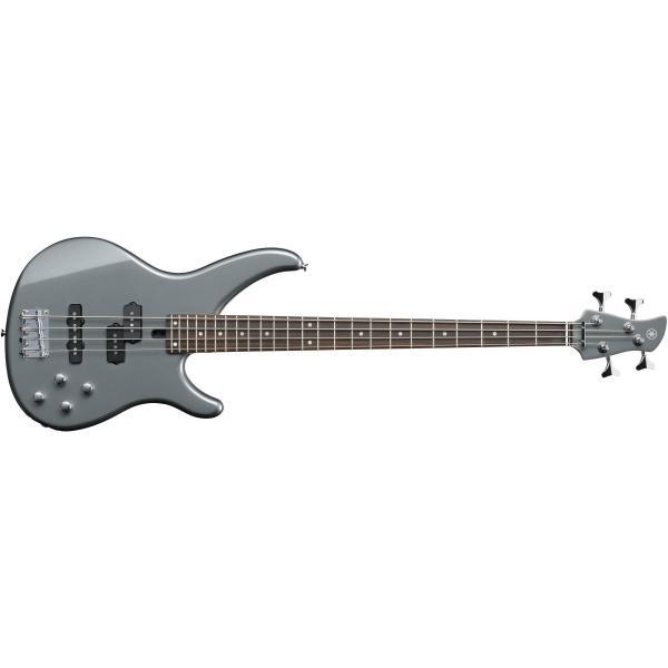 Бас-гитара Yamaha TRBX-204 Gray Metallic