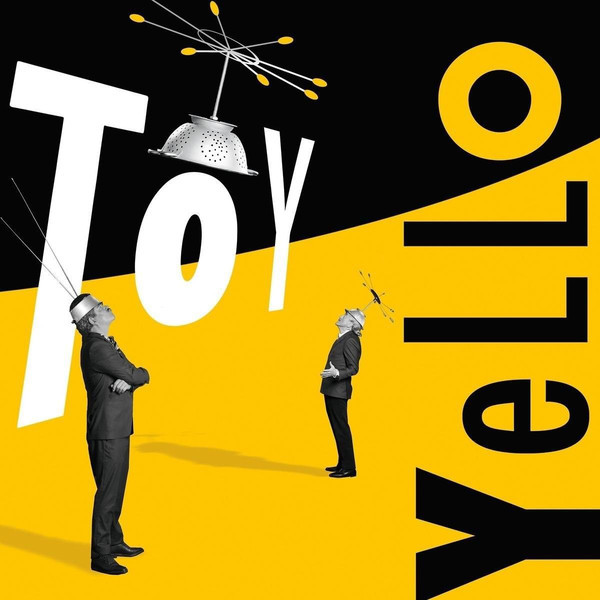 YELLO - Toy (2 LP)