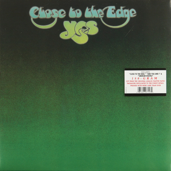YES - Close To The Edge (180 Gr)