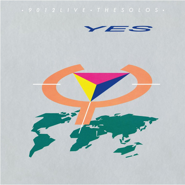 YES YES - 9012live - The Solos yes yes the yes album lp