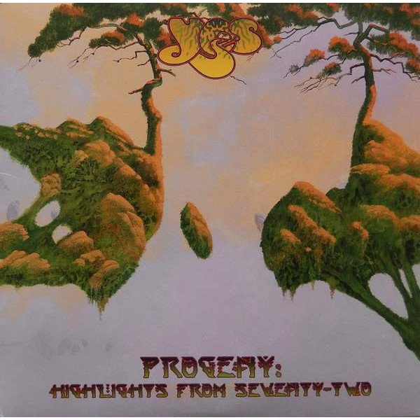 YES - Progeny: Highlights From Seventy-two (3 LP)