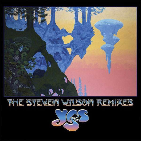 YES YES - The Steven Wilson Remixes (6 Lp, 180 Gr) yes yes tales from topographic oceans 2 lp