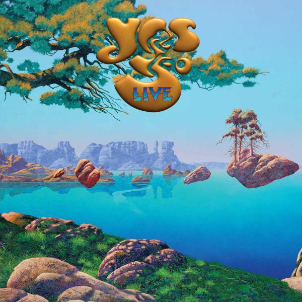YES YES - Yes 50 Live (4 Lp, 180 Gr) yes yes the yes album lp