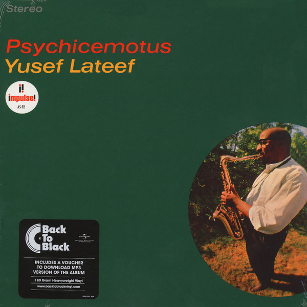 Yusef Lateef Yusef Lateef - Psychicemotus