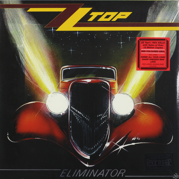 Zz Top Zz Top - Eliminator (colour) zz top loreley