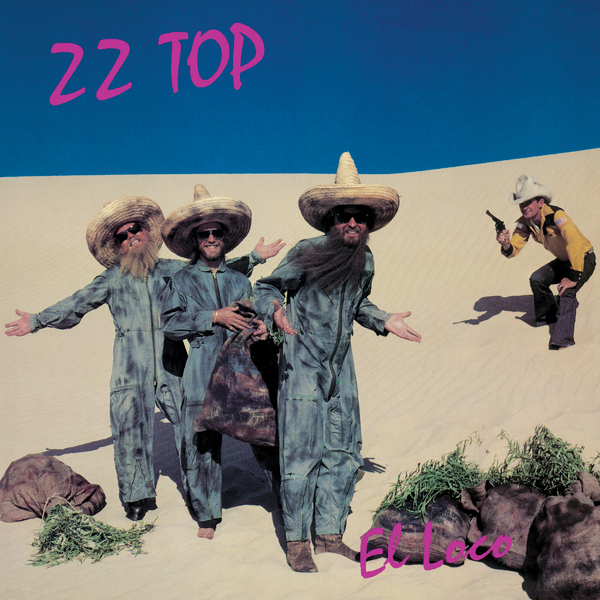 Zz Top - El Loco (colour)