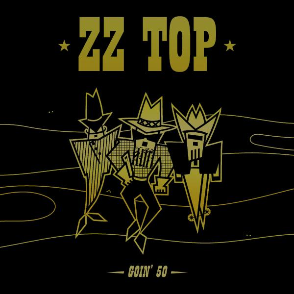 цена на Zz Top Zz Top - Goin' 50 (5 LP)