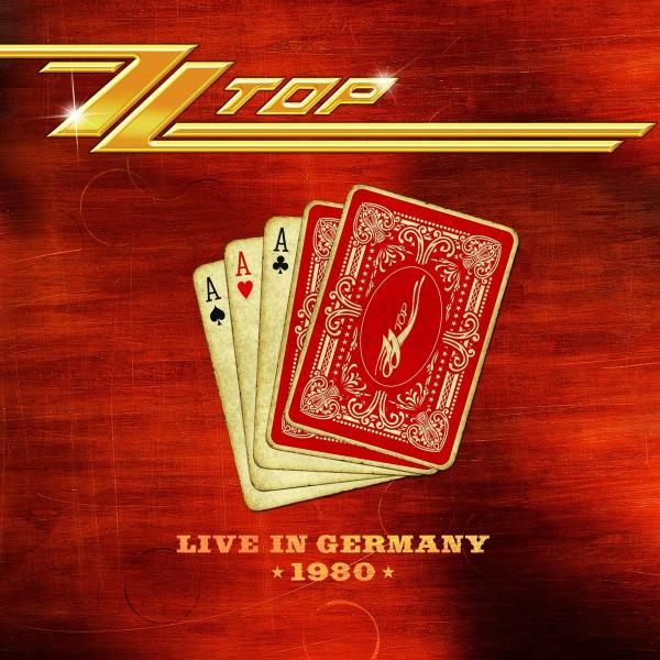Zz Top Zz Top - Live In Germany 1980 (2 Lp+cd) цена и фото
