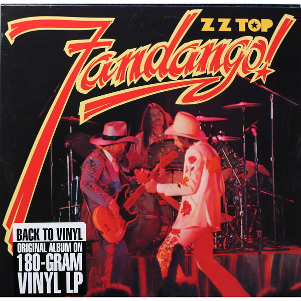 Zz Top Zz Top - Fandango (180 Gr) zz top loreley