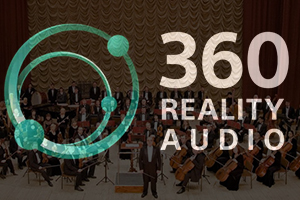 Концертный зал Sony 360 Reality Audio