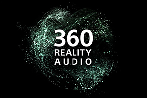 Sony 360 Reality Audio: уже скоро
