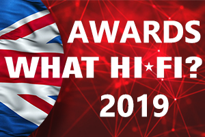 What Hi-Fi? Awards 2019