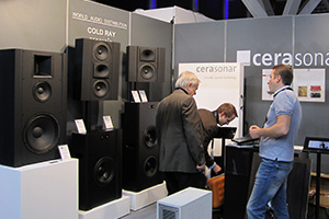 Ceratec, ICE и Waterfall Audio на ISE 2018