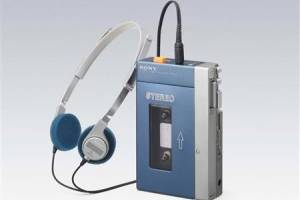 Sony Walkman исполнилось 40 лет
