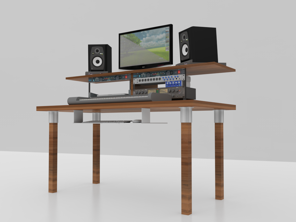 какие столы для компьютера и аудио аппаратуры фото знаю, что