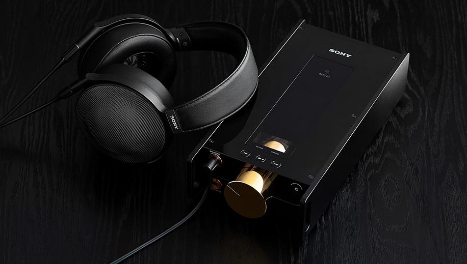 Sony DMP-Z1 MDR-Z1R