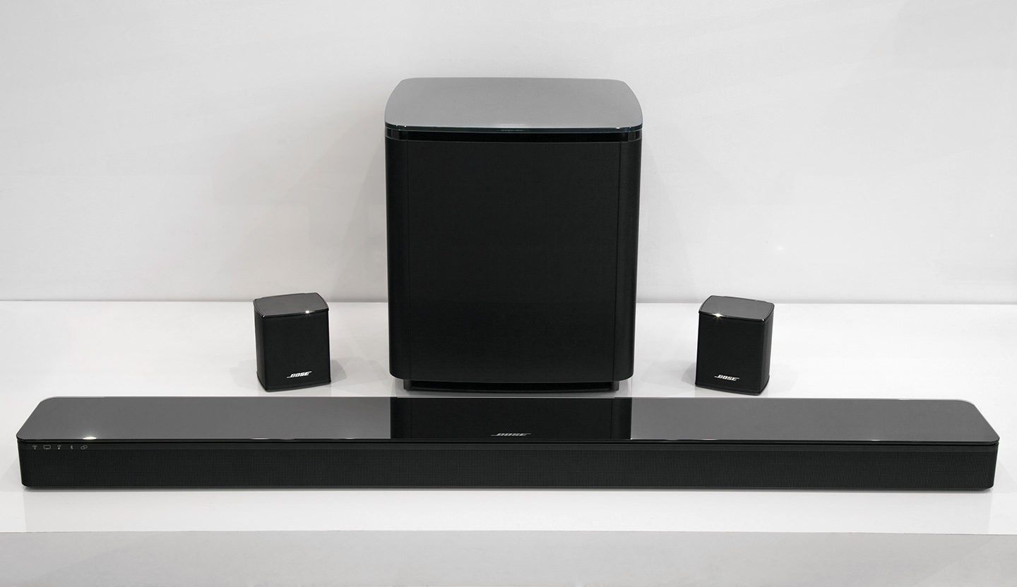 Bose Soundtouch 300 With Acoustimass Plus Virtually Invisible
