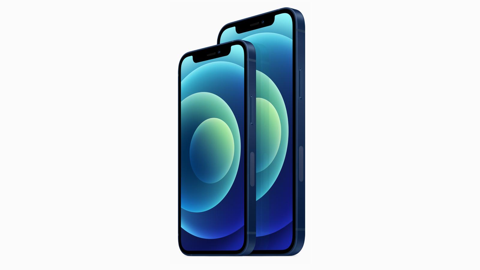 Apple iPhone 12 и iPhone 12 mini