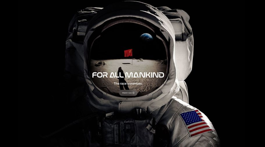 Сериал For All Mankind